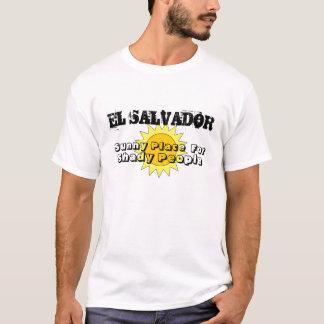 明るい場所、のために、影がある人々、エルサルバドル Tシャツ