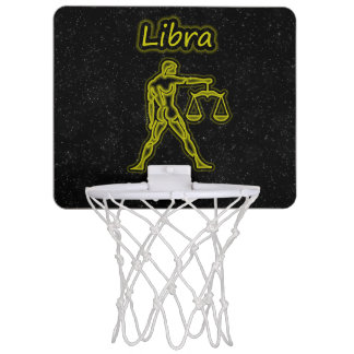明るい天秤座 ミニバスケットボールゴール