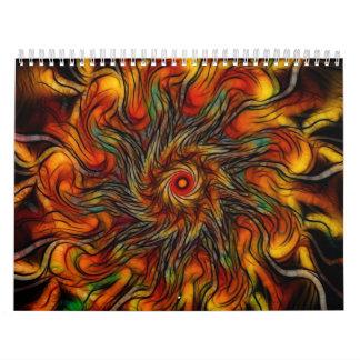 明るい宇宙のカレンダー(第1版) カレンダー