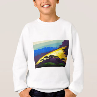 明るい斜面高いRez.jpg スウェットシャツ