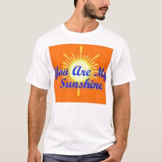 明るい日光 Tシャツ