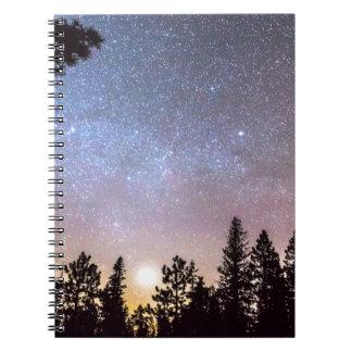 明るい星の軽い星 ノートブック