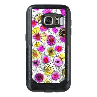 明るい物の凝灰岩の電話箱(iPhoneかアンドロイド) オッターボックスSamsung Galaxy S7ケース