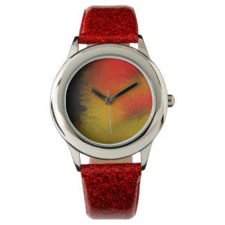 明るい真夜中 腕時計
