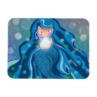 明るい真珠の報酬の磁石を持つ人魚 マグネット