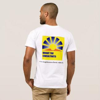明るい税理士 Tシャツ