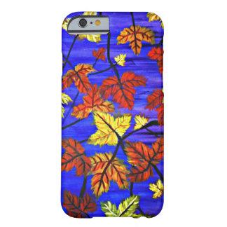 明るい紅葉 BARELY THERE iPhone 6 ケース