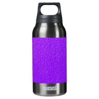 明るい紫色のネオン粋な色 断熱ウォーターボトル