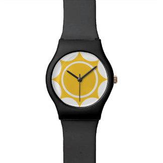 明るい腕時計 腕時計