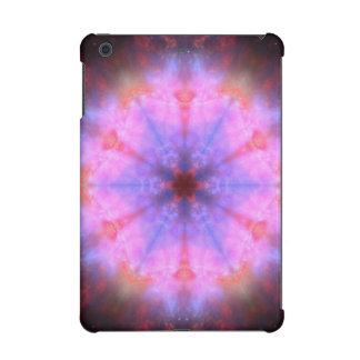明るい花の曼荼羅 iPad MINI RETINAケース