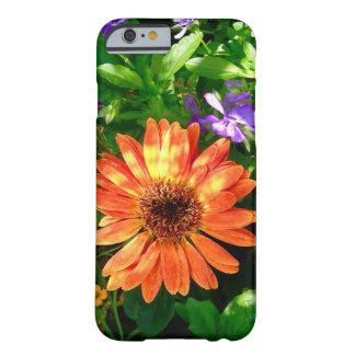 明るい花柄 BARELY THERE iPhone 6 ケース