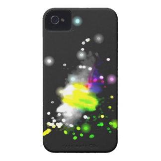 明るい花火のphotomanipulationのiphone 4/4sの場合 Case-Mate iPhone 4 ケース