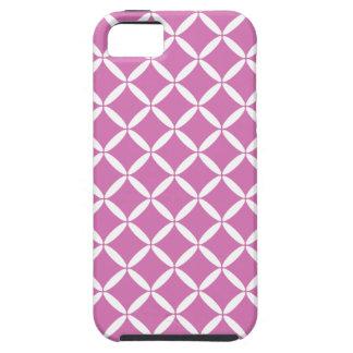 明るい薄紫のiPhone 5の場合 iPhone SE/5/5s ケース