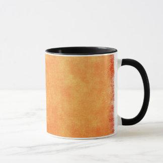明るい蜜柑のオレンジ マグカップ