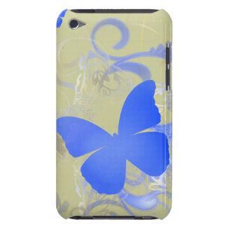明るい蝶 Case-Mate iPod TOUCH ケース