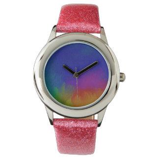 明るい質 腕時計