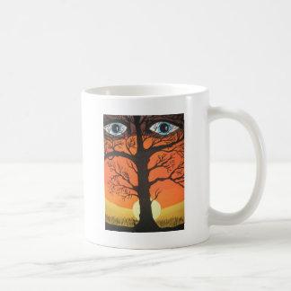 明るい コーヒーマグカップ