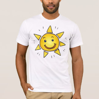明るい! Tシャツ