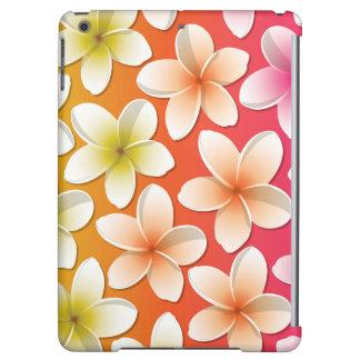 明るいFrangipani/のプルメリアの花