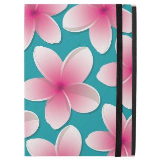 """明るいFrangipani/のプルメリアの花 iPad Pro 12.9"""" ケース"""