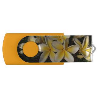 明るいfrangipanis USBフラッシュドライブ