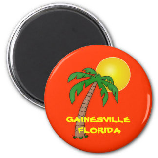 明るいGAINESVILLEフロリダ冷却装置磁石 マグネット