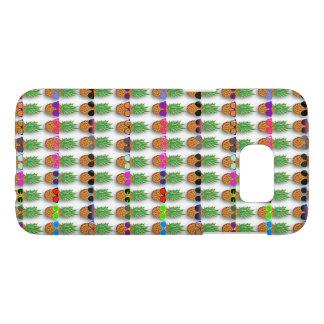 明るいPapple Samsung Galaxy S7 ケース