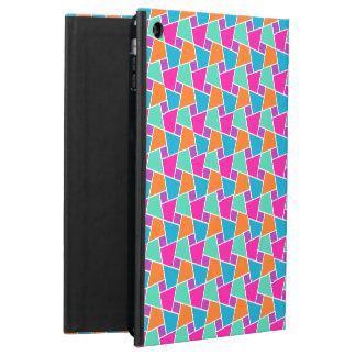 明るく着色されたイスラム教パターン: PowisのiPadの場合 iPad Airケース