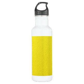 明るく黄色いネオン粋な色 ウォーターボトル