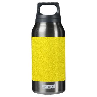 明るく黄色いネオン粋な色 断熱ウォーターボトル