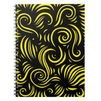 明敏なYesの魅力的な静寂 ノートブック