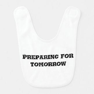 明日の文字のための準備 ベビービブ