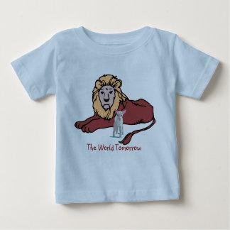 明日タバナクルおよび世界の饗宴 ベビーTシャツ