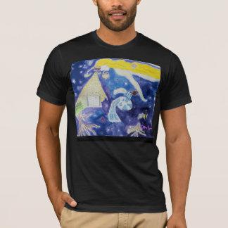 明日決して知人のTシャツ Tシャツ