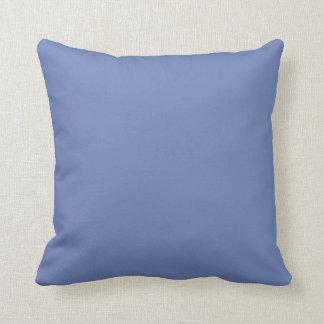 明白で青い装飾用クッション クッション
