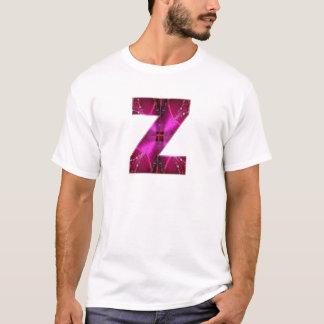 明白な人格nアイデンティティ-アルファZZ Z ZZZ Tシャツ