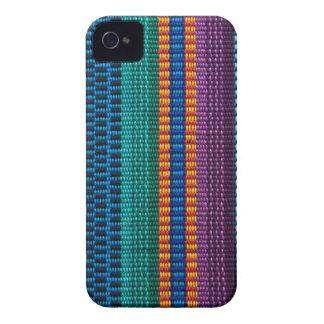 昔ながらのなグアテマラの生地の織り方 Case-Mate iPhone 4 ケース