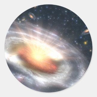 星およびブラックホール ラウンドシール