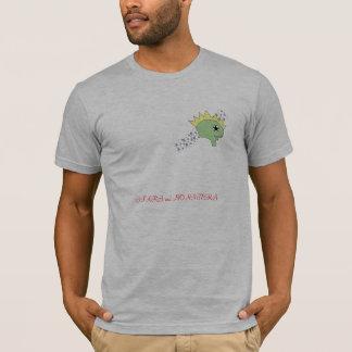 星およびモンスター Tシャツ