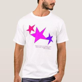 星および願い Tシャツ