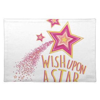 星に願い ランチョンマット