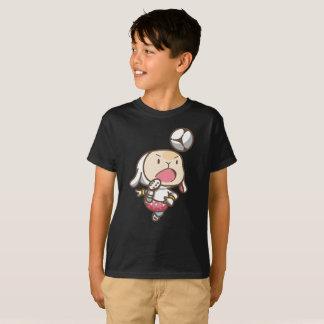星のための範囲はサッカーボールTシャツをからかいます Tシャツ