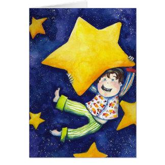 星のための範囲 カード