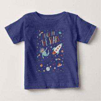 星のための範囲-宇宙の怠惰 ベビーTシャツ