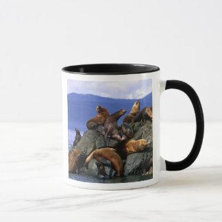 星のアシカアラスカ; 米国 マグカップ