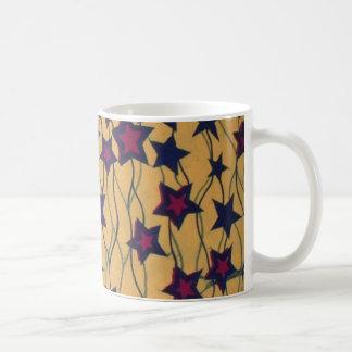 星のアンカラのマグ コーヒーマグカップ