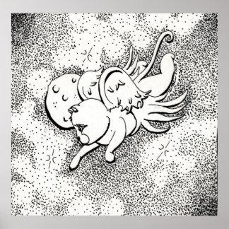 星のダイバー ポスター