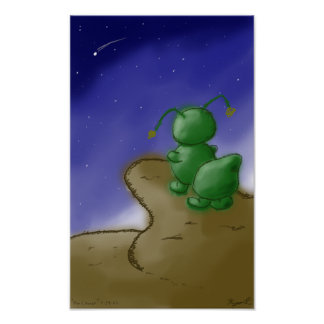 星のチェーサー ポスター