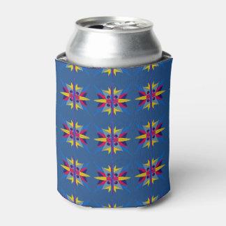 星のデザインのクーラーボックス 缶クーラー