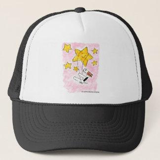 星のワイヤーフォックステリア犬のswingin キャップ
